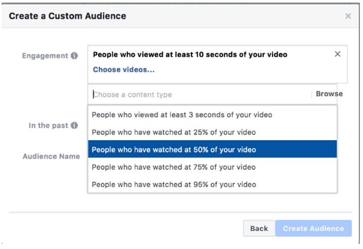 How to Set Up a Facebook Ads Campaign - Retarget your customer