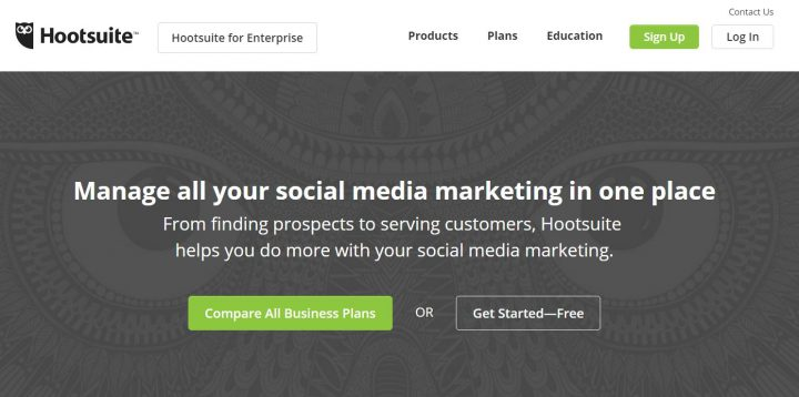 Top Instagram Manager And Tools - Hootsuite