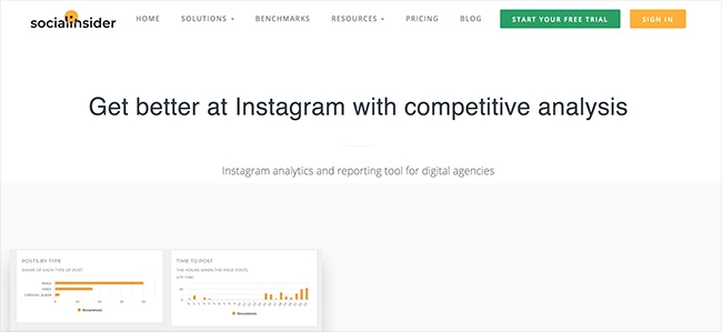 Top Instagram Manager And Tools - Social Insider