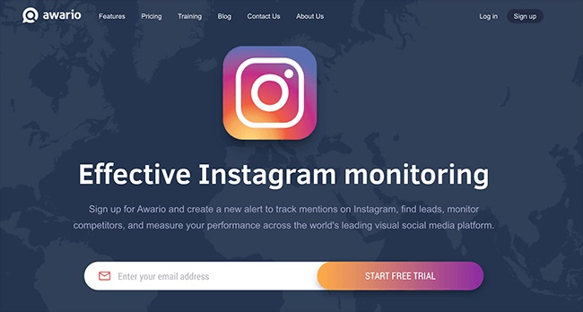Top Instagram Manager And Tools -  Awario
