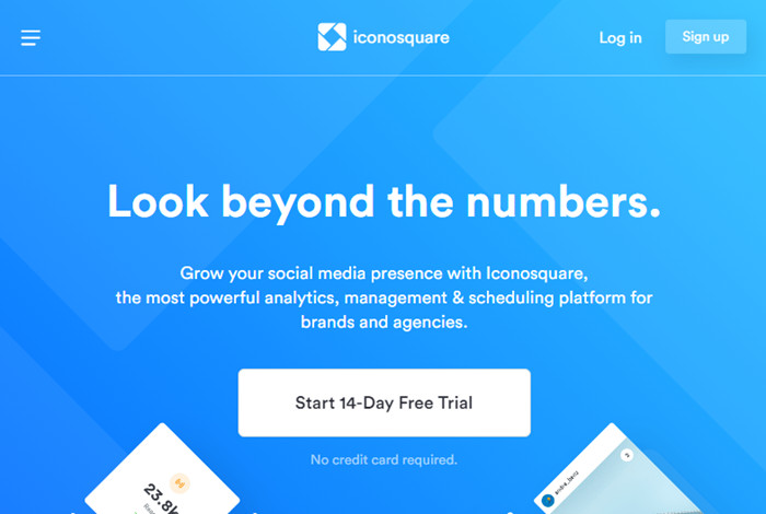 Best Alternatives to Social Blade - Iconsquare