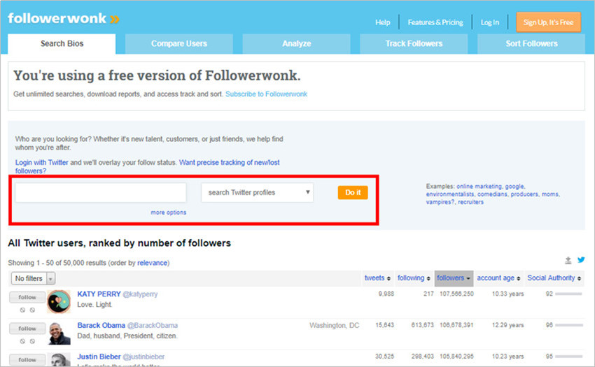 How to Contact Media Influencers - Keyword Search