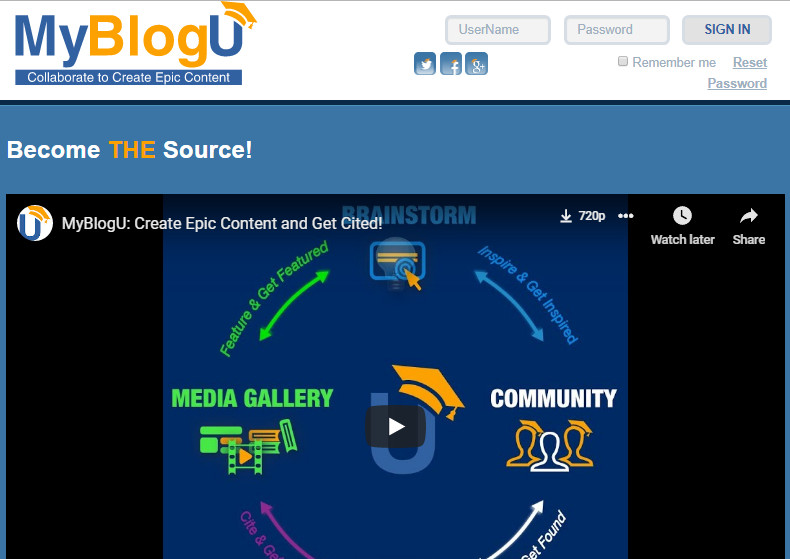 How to Find Bloggers in Your Area - MyBlogU