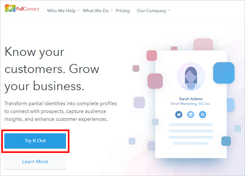 How to Find Facebook Influencers - Sign Up for Demo