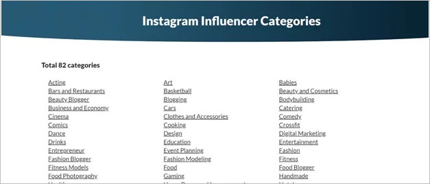 All Ways to Find Instagram Influencers by Location - Searching on Influencer Marketing Platform