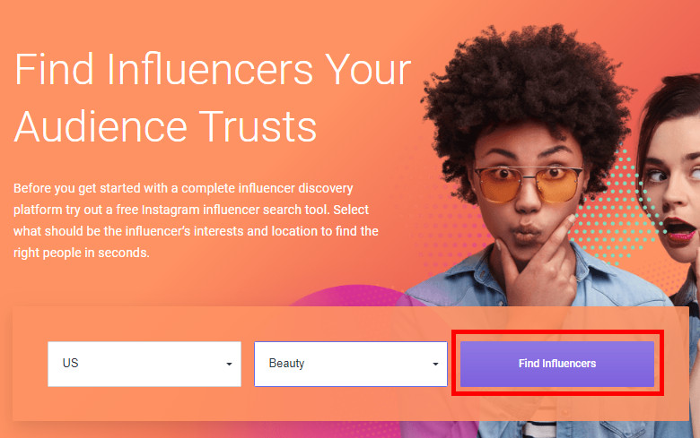 How to Find Instagram Influencers - Find Influencers