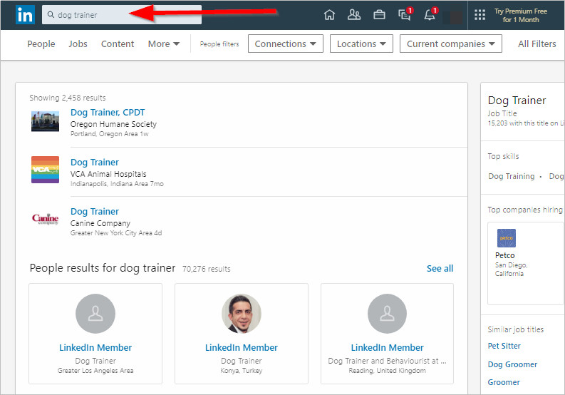 How to Find LinkedIn Influencers - Search Tool
