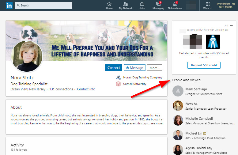 How to Find LinkedIn Influencers - Search People Also Viewed