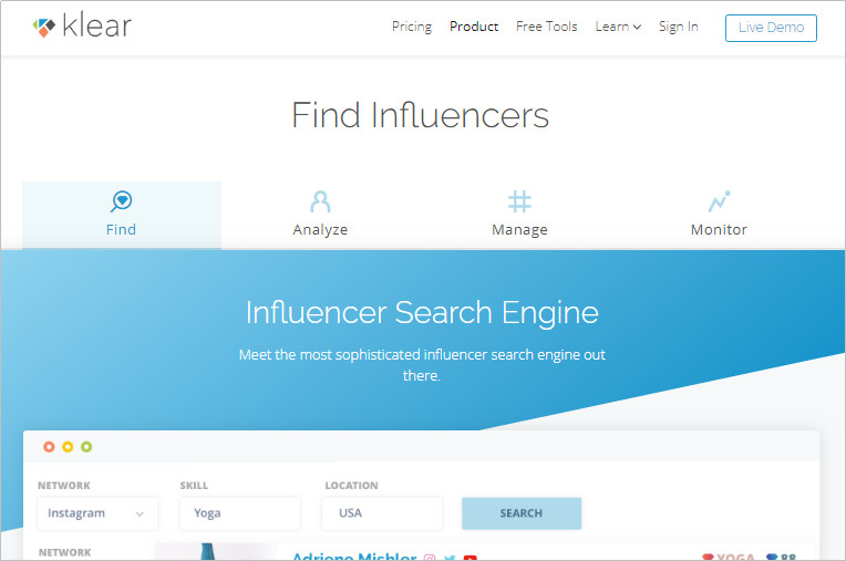 All Ways to Find Twitter Influencers - Klear