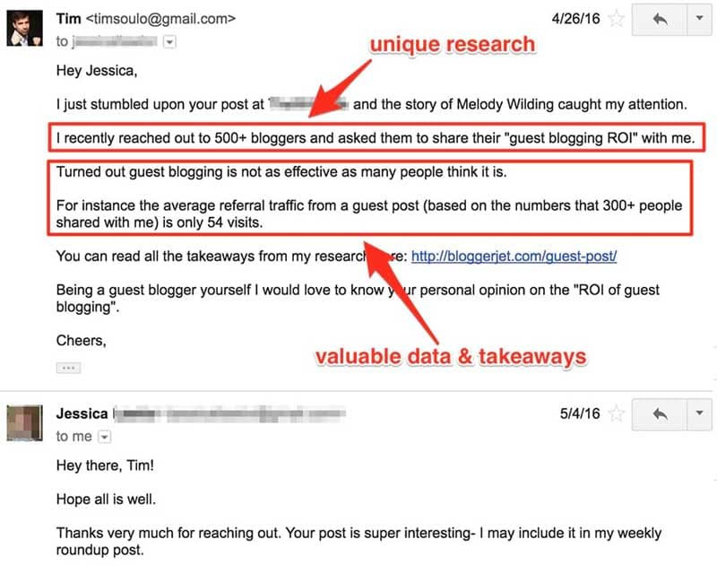 How to Get Influencer to Promote Your Product - Writing Great First Email