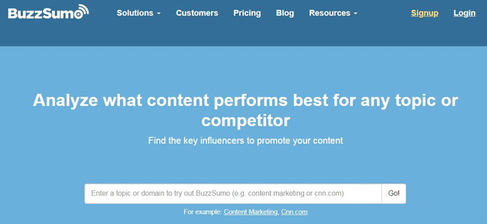 How to Do an Influencer Marketing Research Efficiently - BuzzSumo