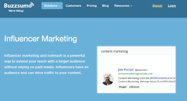 What Is Influencer Management - Buzzsumo