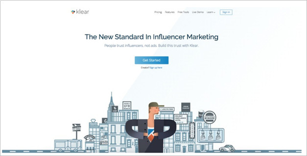 Most Helpful Influencer Marketing Hubs in Market - Klear