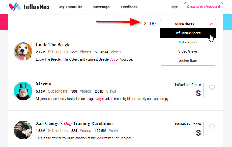 Most Helpful Influencer Marketing Statistics in 2019 - Sort Results for Easier Viewing
