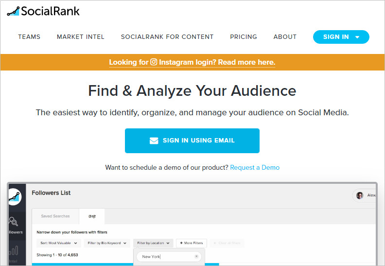 Make a Perfect Influencer Audience Analysis with Helpful Tools - Social Rank