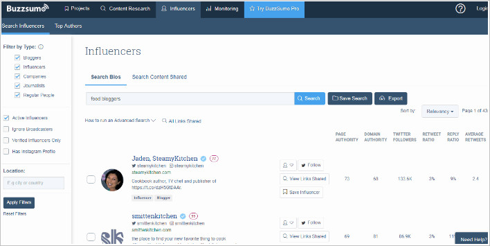 Make Your YouTube Influencer Management More Efficient - BuzzSumo