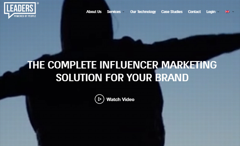 Most Helpful Influencer Marketing Agencies - Leaders