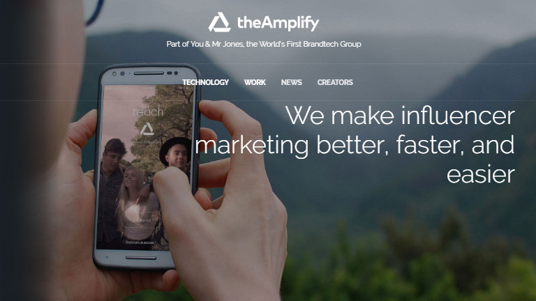 Most Helpful Influencer Marketing Agencies - Amplify