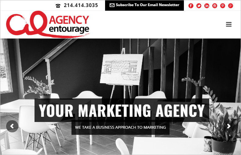 Most Helpful Influencer Marketing Agencies - Agency Entourage