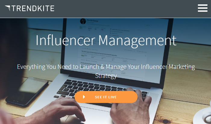 Most Helpful Influencer Database to Find Influencers - TrendKite