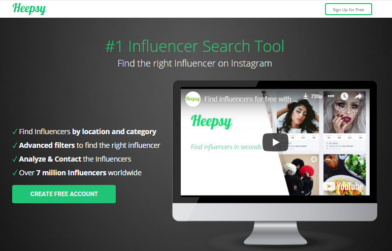 how Can I Reach Out to Influencers - Heepsy