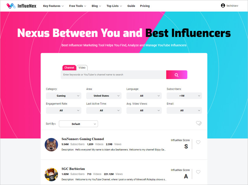 How Sales Contact Influencers for Promotion - Select Influencer