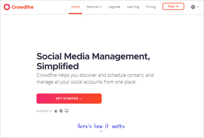 Social Bakers Review and Its Best Alternatives - Crowdfire