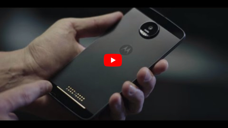 Most Successful Influencer Marketing Examples - The Launch of Motorola's Moto Mods and Moto Z Family