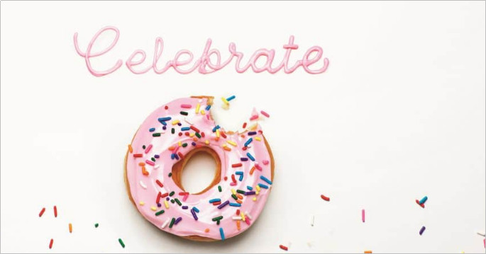 Most Successful Influencer Marketing Examples - Dunkin Donuts on National Donuts Day