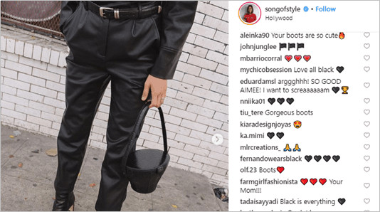 How to Tell Fake Instagram Influencers - Glance at a couple opf their followers