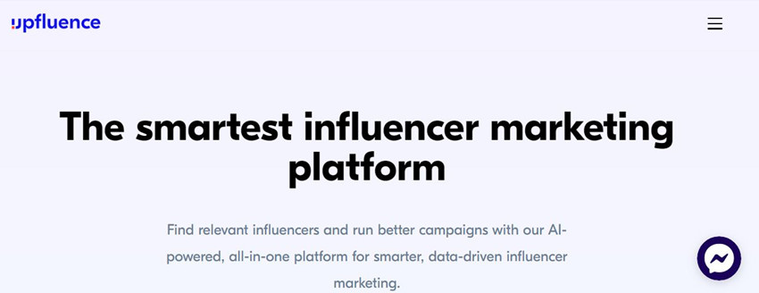 Twitch Influencer Outreach - Upfluence