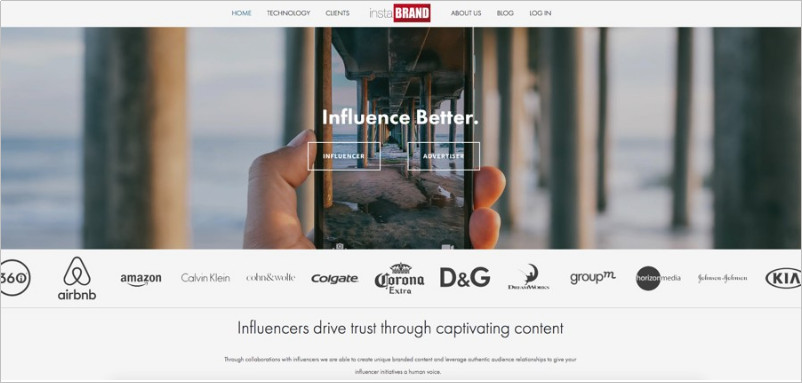 Use the Best Influencer Marketplace to Find Influencers - InstaBrand
