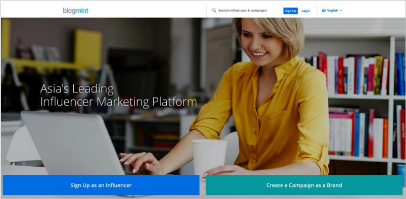 Use the Best Influencer Marketplace to Find Influencers - Blogmint