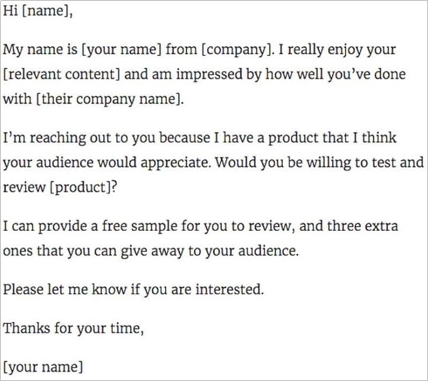Write a Good Brand Collaboration Email - Provide a Free Sample
