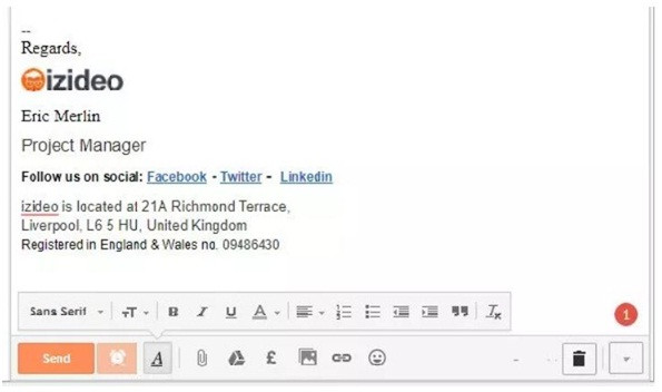 How to Write an Excellent Influencer Collaboration Email - Provide Complete Information on Email