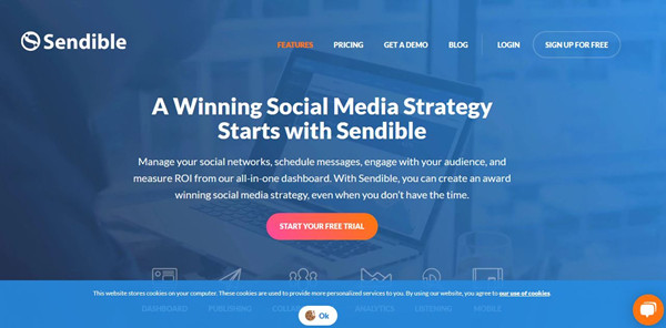 Best Social Media Marketing Tools - Sendible